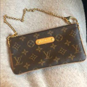 Louis Vuitton Milla Pouch (discontinued)